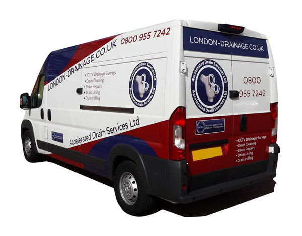Drainage Contractors London -  City of London - E1, EC1, EC2, EC3, EC4, SE1, WC1, WC2